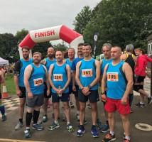 Hymas Hobblers run Burton Leonard 10km