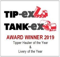 Tip-Ex Tank Ex 2019 Award Winners