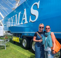 New Weightlifter Trailer on display at The Great Yorkshire Show 2019